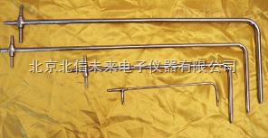 L型标准不锈钢风压管流量计Ф12*3.0m