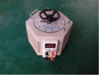 單相調壓器/潤柳牌0-300V可調調壓器特價批發