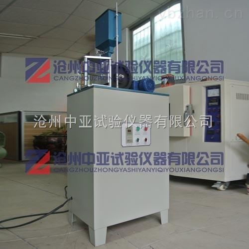 砂基透水磚鋼輪式耐磨試驗機
