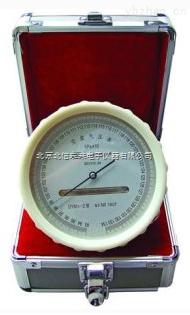 平原型空盒大气压计