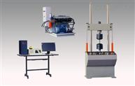 金属材料轴向拉伸疲劳试验机、金属板材圆材0.01-50HZ在线检测设备