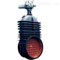 Z945鑄鐵電動暗桿軟密封閘閥