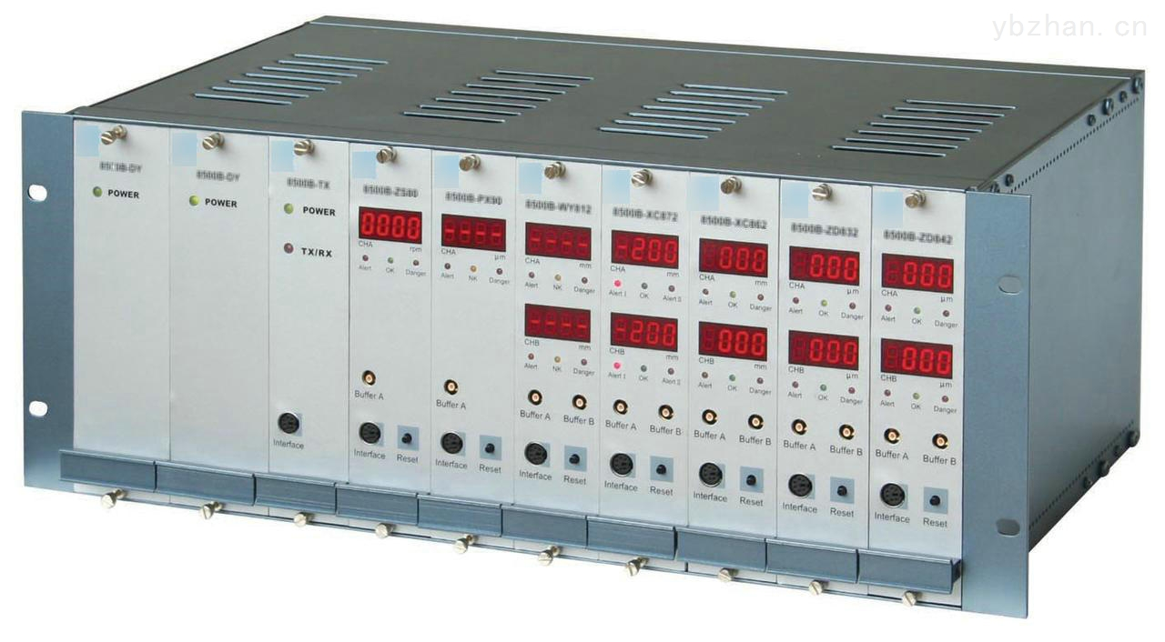 HZD-8500B系列旋轉機械監測保護系統