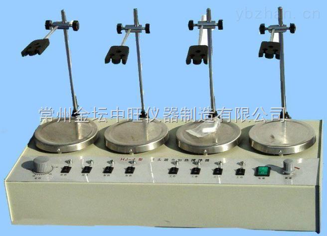 多頭控溫磁力攪拌器供應商