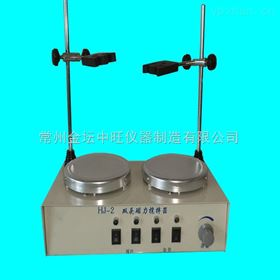 HJ-2A磁力搅拌器应用