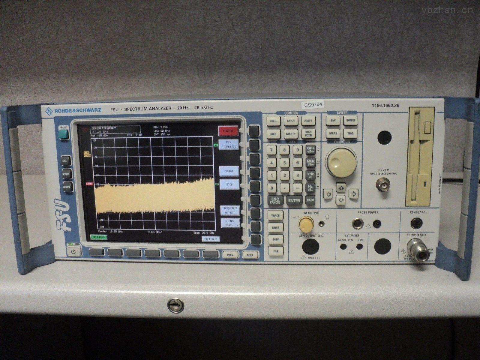 回收罗德与施瓦茨FSU3频谱分析仪.那里回收FSU3频谱分析仪