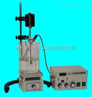 JJ-3型-數顯控溫電動攪拌器
