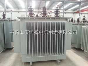 S11-630KVA油浸式变压器
