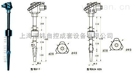 热电偶热电阻常用接线盒种类