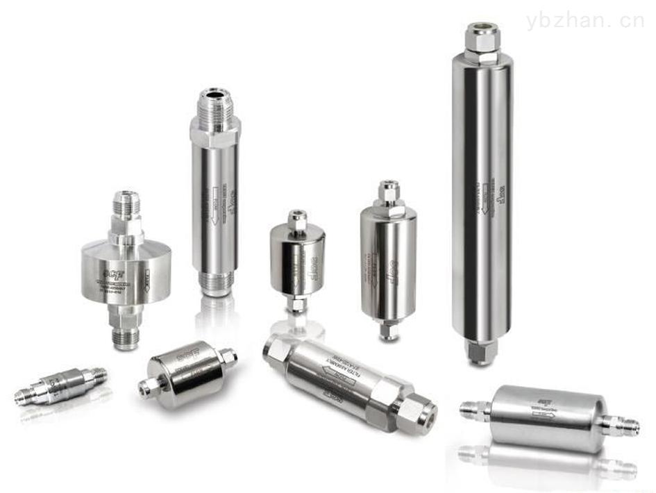 供应PARKER /FUJIKIN各种型号气体过滤器