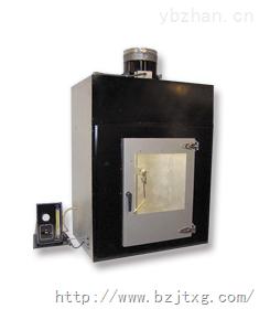 泡沫塑料垂直水平燃烧试验机