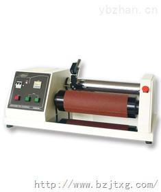 橡胶轮磨粒磨损试验机/湿式橡胶轮磨粒磨损试验机