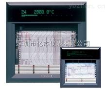 436101-YOKOGAWA横河新一代智能有纸工业温度记录仪
