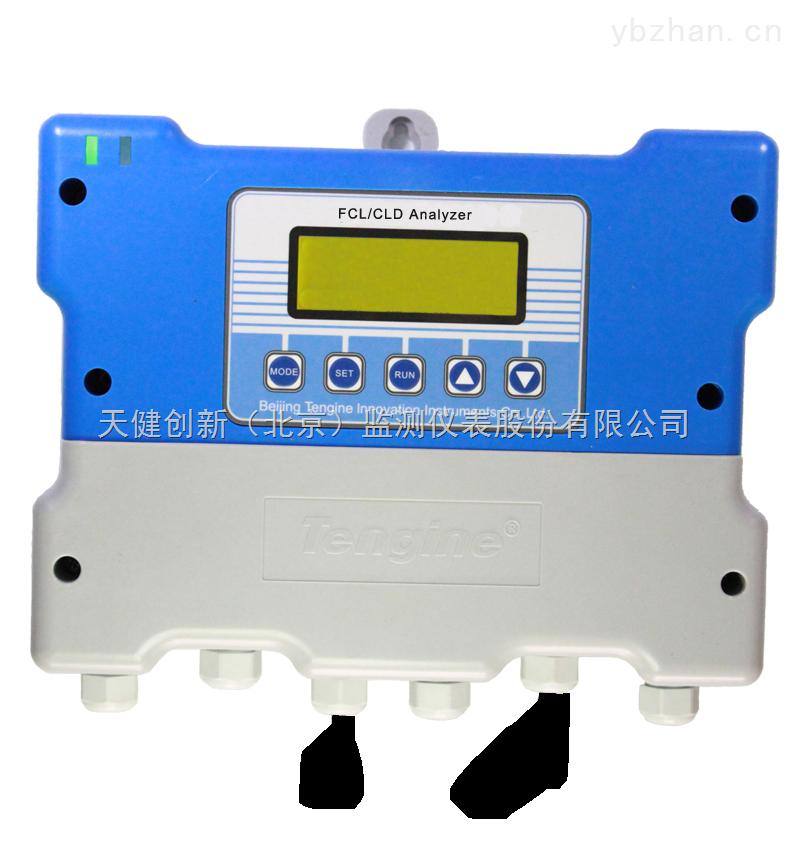 天健创新二氧化氯分析仪