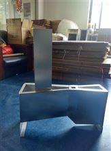 B=25深圳供應玻璃鋼巴歇爾槽,巴歇爾流量槽