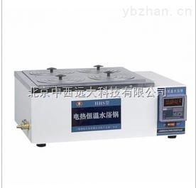 电热恒温水浴锅 型号:HHS2I-8