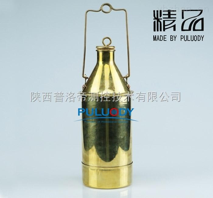 加重式油液取样器
