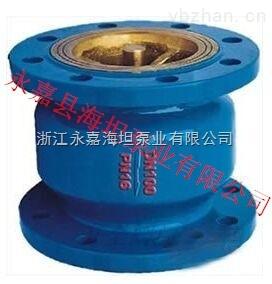 HC41X-浙江永嘉HC41X消声止回阀