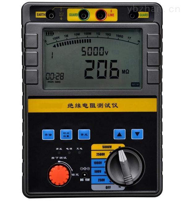 KD2677F/绝缘电阻测试仪/厂家原理