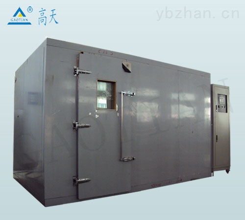 不锈钢板大型恒温恒湿室/房