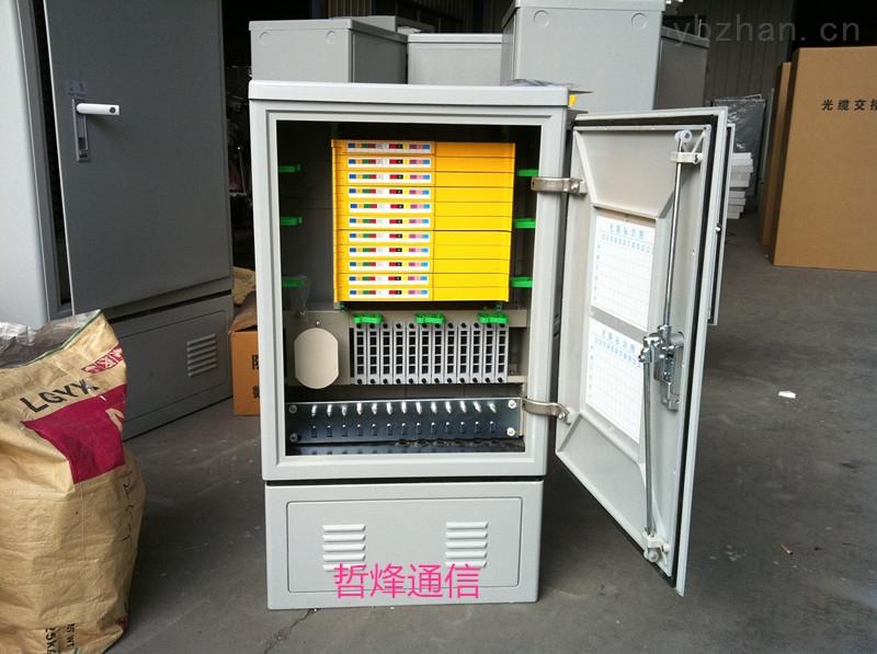 144芯光缆交接箱原理介绍