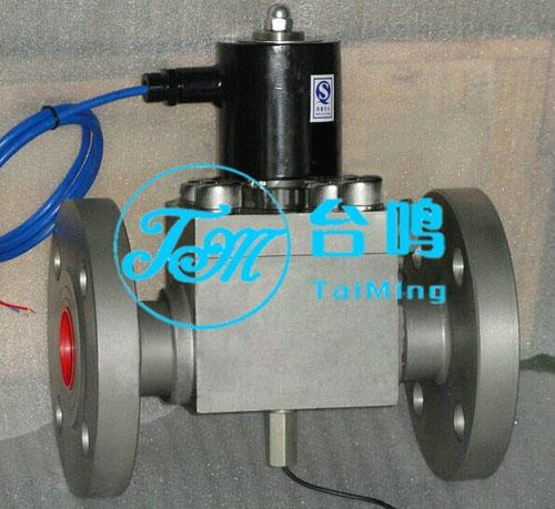 带信号反馈功能高压电磁阀