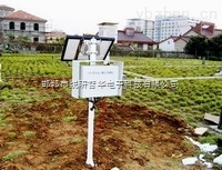 土壤墒情监测系统无线墒情等级分析