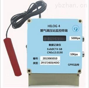 Hilog4-雙通道GPRS遠傳壓力記錄儀