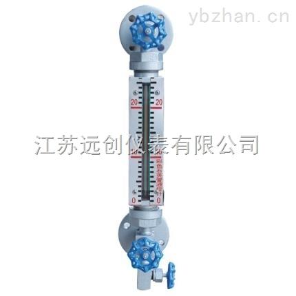 高精度锅炉双色石英管液位计厂家