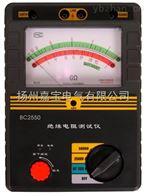 BC2550型BC2550型绝缘电阻测试仪