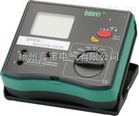 DY5105DY5105 数字式绝缘电阻测试仪(多量程100/250/500/1000V)