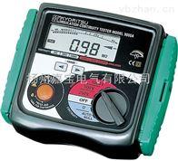 MODEL 3005A/3007A共立MODEL 3005A/3007A绝缘导通电阻测试仪