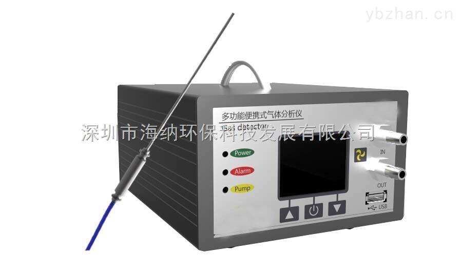 深圳便携式二氧化碳测定仪HN-10-CO2