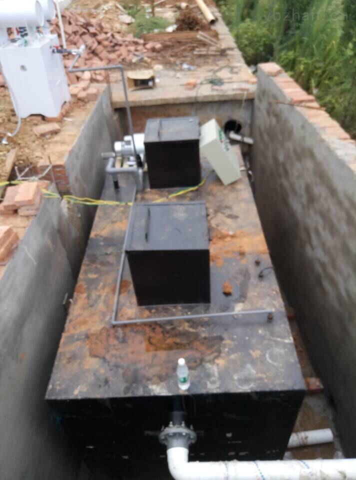 松原一體化生活污水處理設備甩賣價