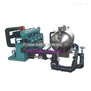 大型冷水机工业用制冷系统特点