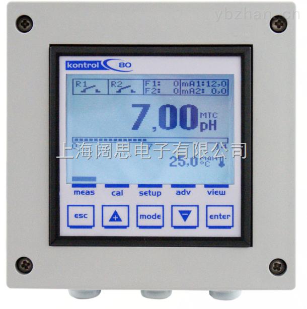 Kontrol 80-意大利西科(seko)智能型单参数水质监测控制仪表