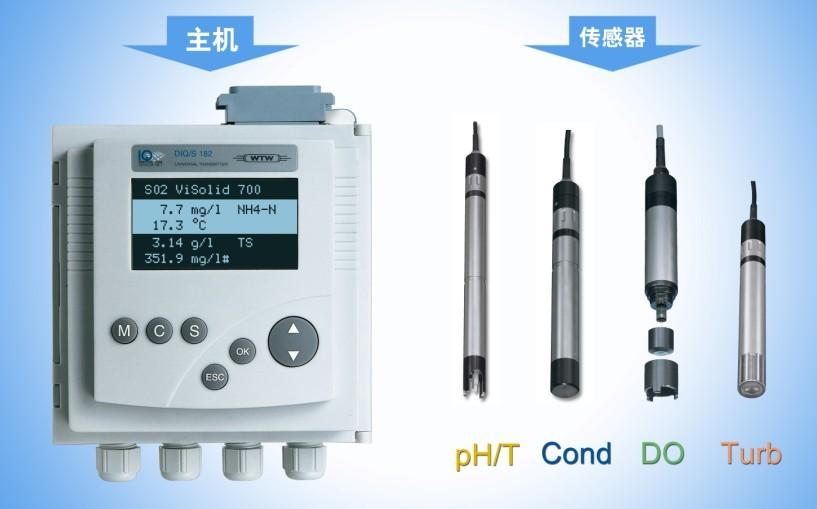 常规五参数水质监测仪