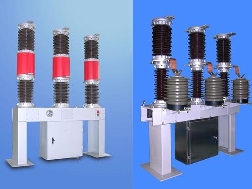 5户外高压真空断路器是三相交流50hz的高压开关设备