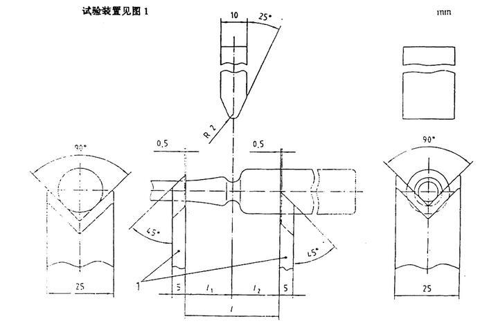 易折安瓿折断仪