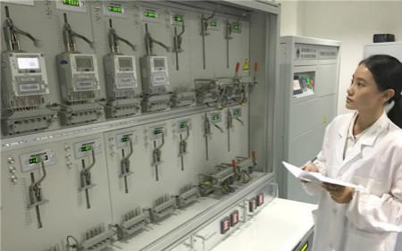 智能电表家用前需经过60多项全性能检验