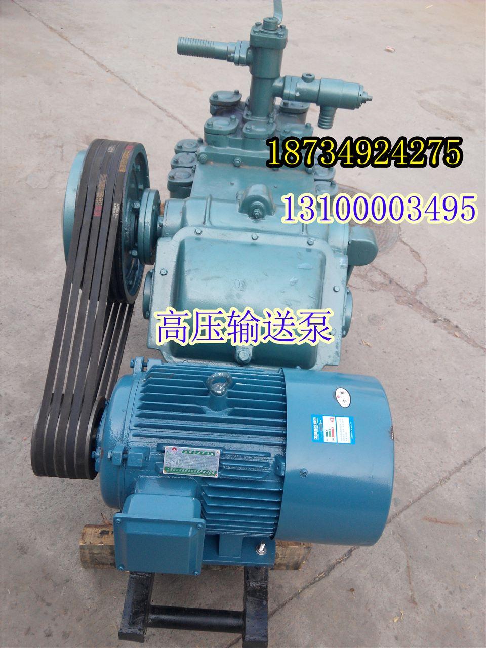 往复泵按推动液体运动元件的结构,分为活塞泵和柱塞泵;按活塞往复运动