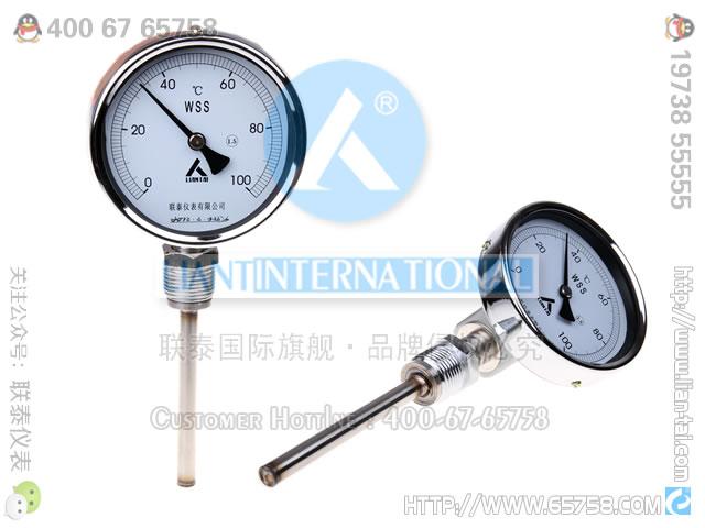 义 第 一 节 *位 w 温度测量仪表 第二位 s 金属膨胀式温度计 第三位