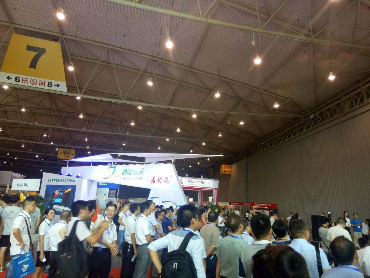 第十七届四川国际电力产业博览会在成都举行