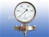 不锈钢隔膜压力表,YTP-150BF,不锈钢隔膜压力表