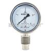 YTP-100,YTP-150化工厂专用耐腐压力表